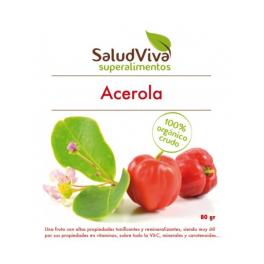Acerola puder SaludViva