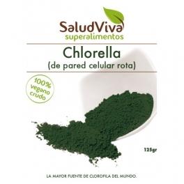Alga Chlorella en polvo SaludViva