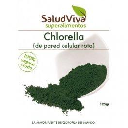 Seaweed Chlorella powder SaludViva