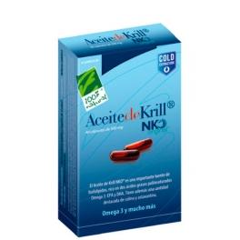 Huile de Krill NKO 100% Natural