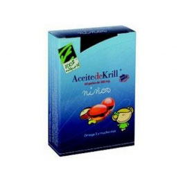 Huile de Krill NKO Enfants 100% Natural