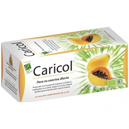 Caricol enveloppes 100% Natural