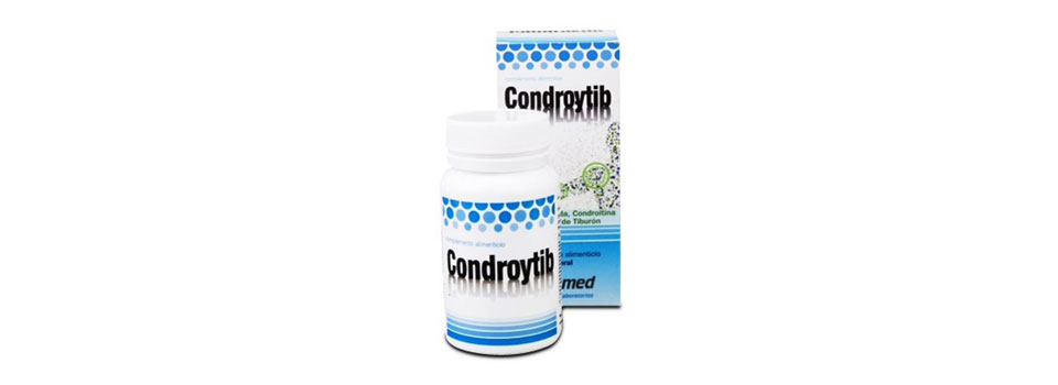 Productos de Laboratorios Geamed: Condroytib